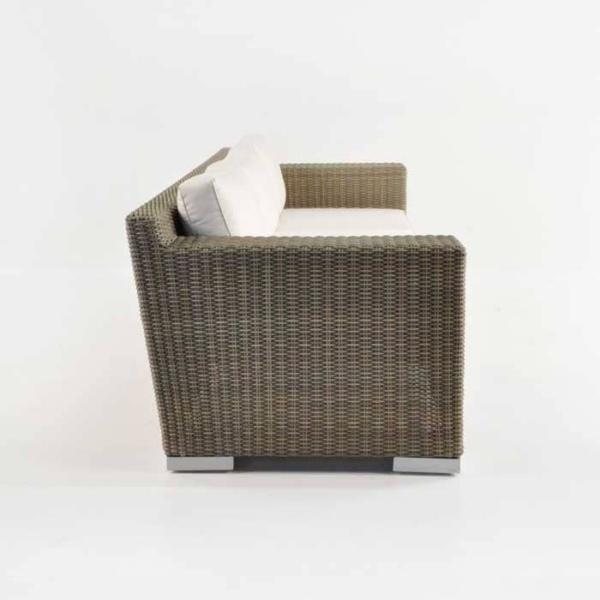 Henry Outdoor Wicker Sofa (Kubu)-680