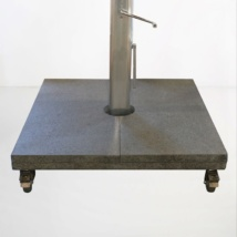 Kingston Cantilever Umbrella Base (Granite)-0