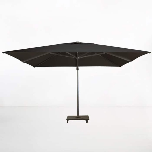 Kingston 4 Metre Cantilever Umbrella (Black)-1392
