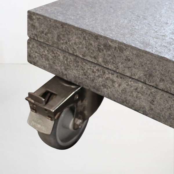 Kingston Cantilever Umbrella Base (Granite)-1396