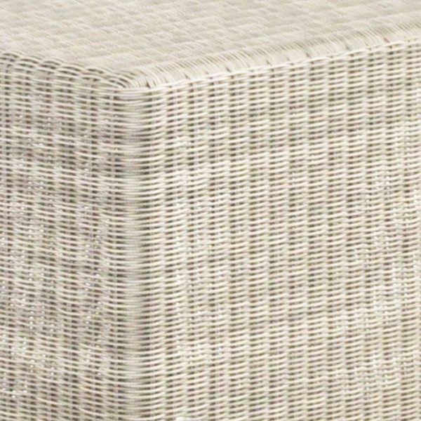 Lilli Box Outdoor Wicker (Whitewash)-832