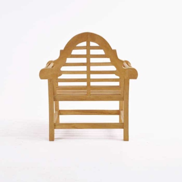 Lutyens Teak Relaxing Outdoor Chair-1065