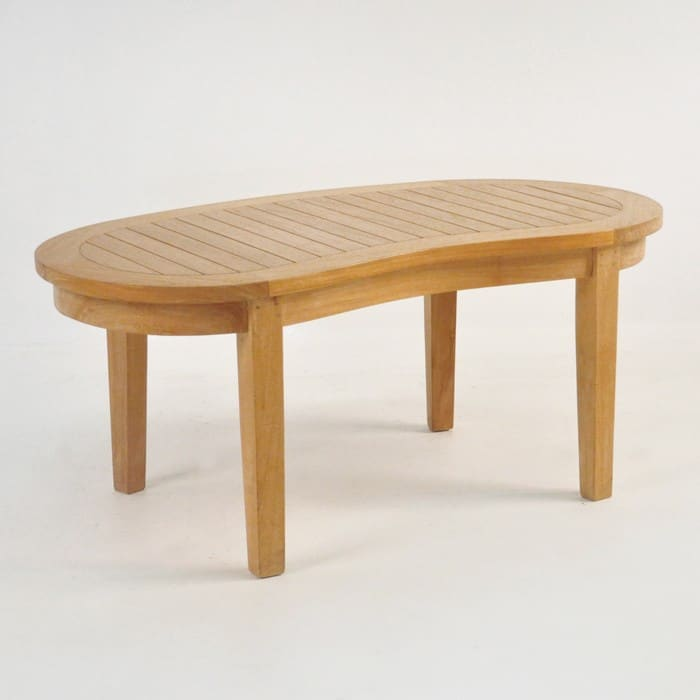 Monet A-Grade Teak Outdoor Coffee Table | Design Warehouse NZ