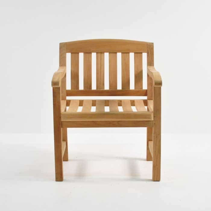 Newport Teak Arm Chair-480