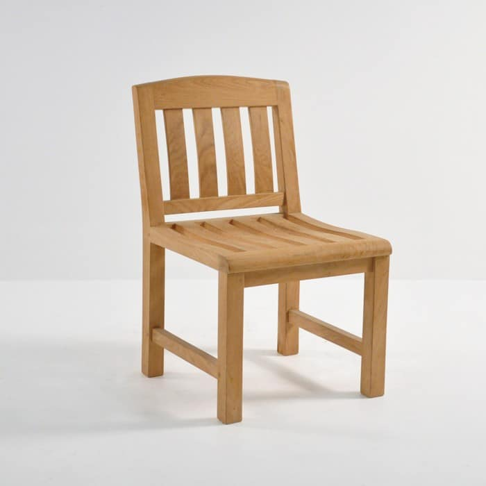Newport Teak Side Chair-0