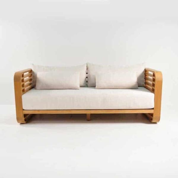 ocean teak sofa