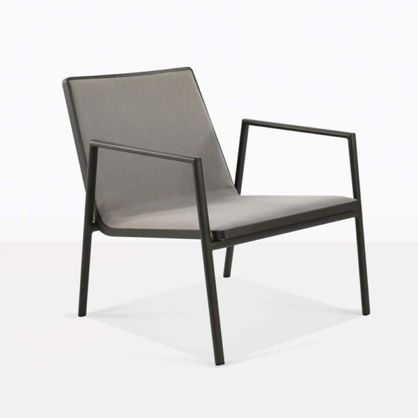 Panama relaxing chair aluminum