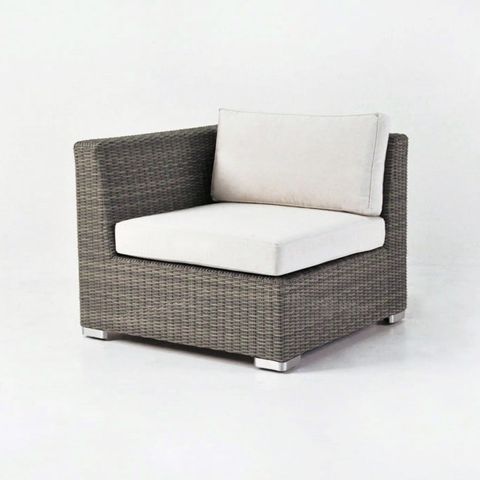 Paulo Outdoor Wicker Sectional Right (Kubu)-0