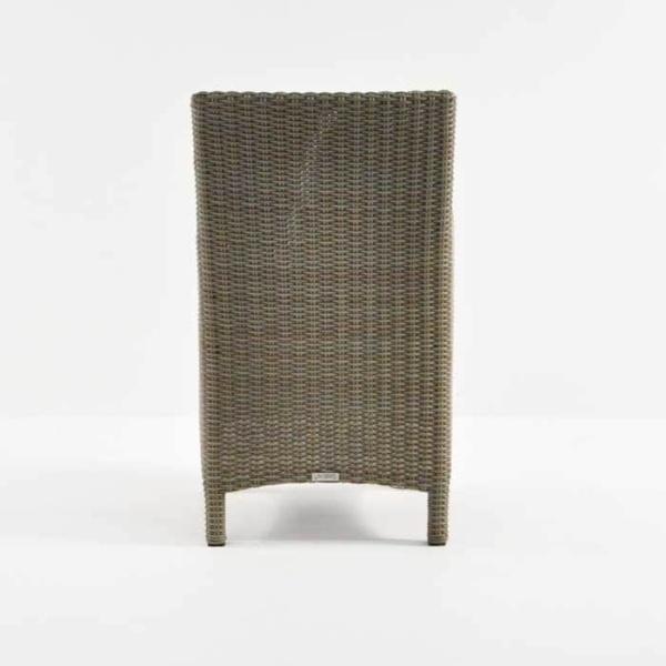 Petra Wicker Dining Arm Chair (Kubu)-488