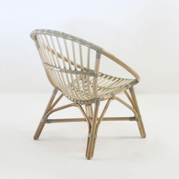 indoor lounge chair rattan