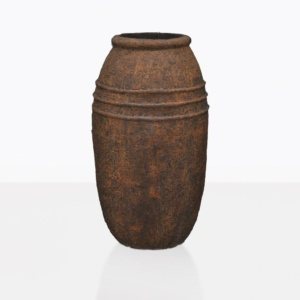 rant tall urn concrete planter