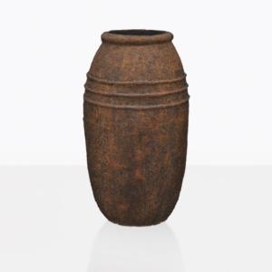 rant tall urn concrete planter