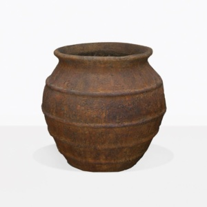 rant concrete round pot