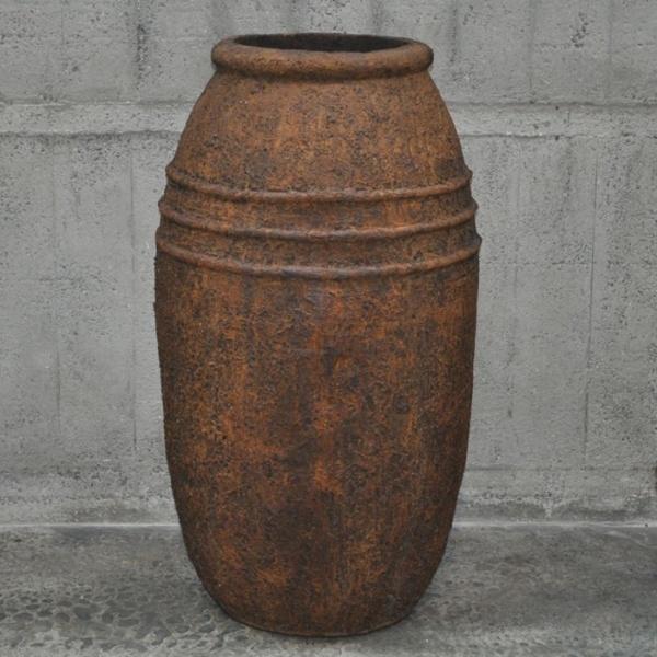 Ranto Tall Urn Concrete Planter-0