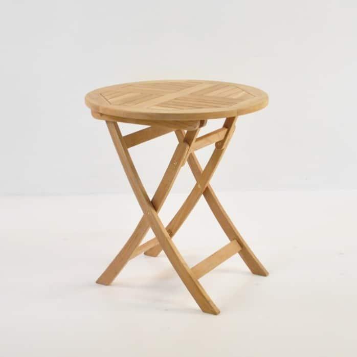 Folding Teak Coffee Table
