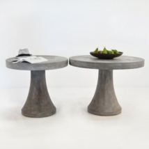 Blok Round Concrete Dining Tables-0