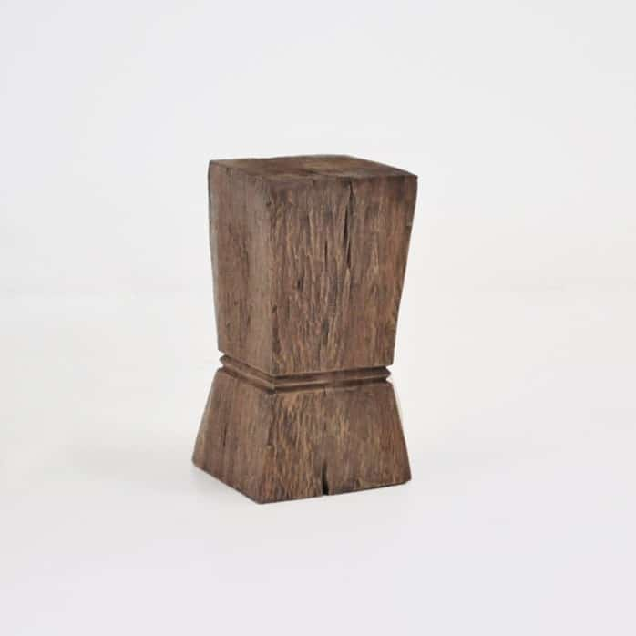 Rung Swamp Wood Side Table-0