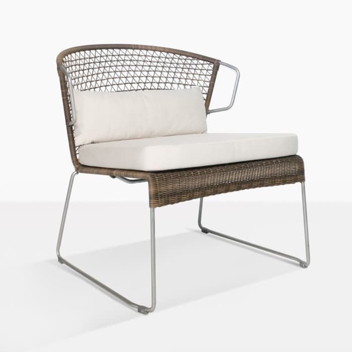 Sophia Modern Wicker Relaxing Chair