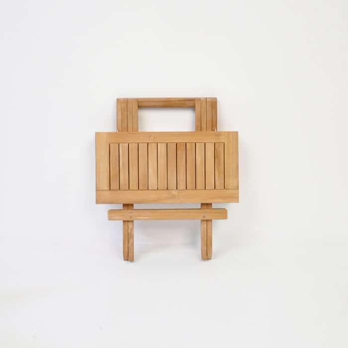 Teak Picnic Table (Square)-856