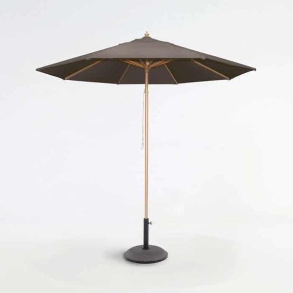 Sunbrella Umbrella (Taupe)-0