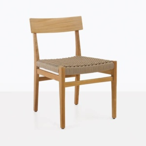 Tokio teak outdoor dinging chair