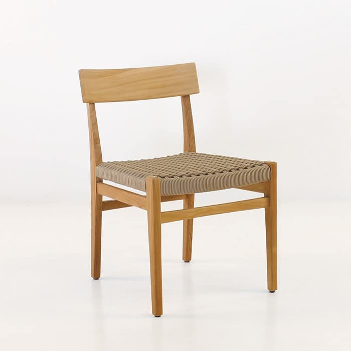 Tokio Teak Dining Chair-0