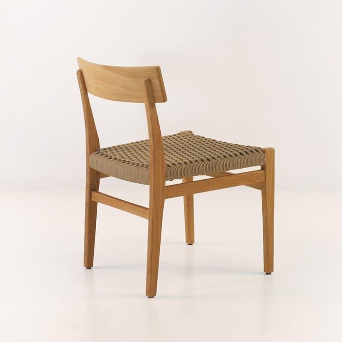 Tokio Teak Dining Chair-557