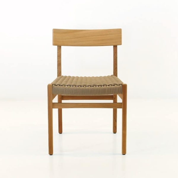 Tokio Teak Dining Chair-555
