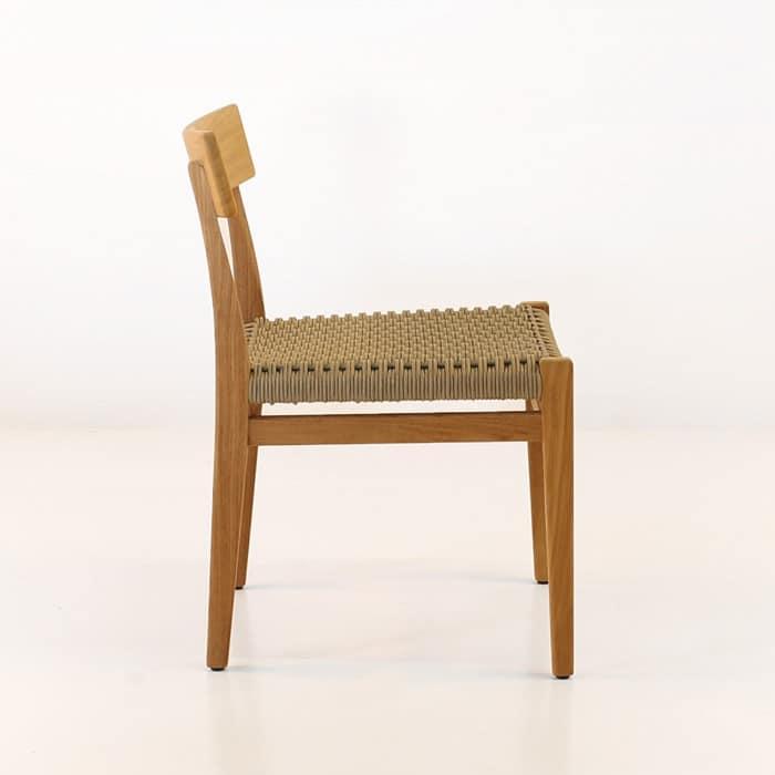 Tokio Teak Dining Chair-556