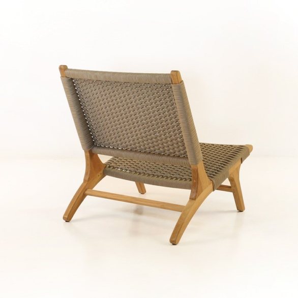 Tokio teak relaxing chair outdoor patio furniture for Relaxing chair design