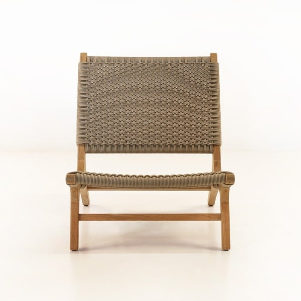 Tokio Teak Relaxing Chair-1141