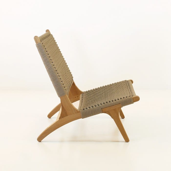Tokio Teak Relaxing Chair-1139