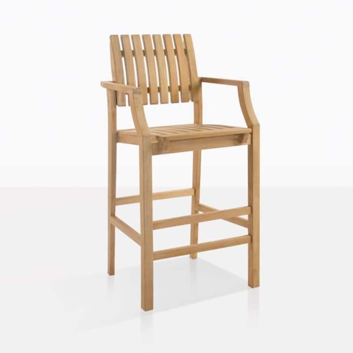 toscana bar stool angle