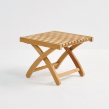 Toscana Small Teak Folding Table-0