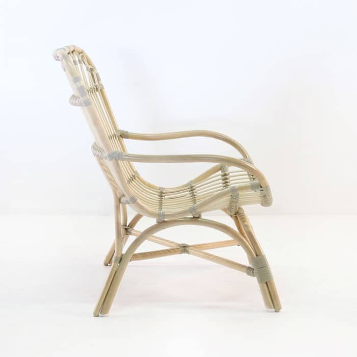 sunroom lounge chair rattan