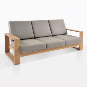 havana 3 outdoor seater angle sofa
