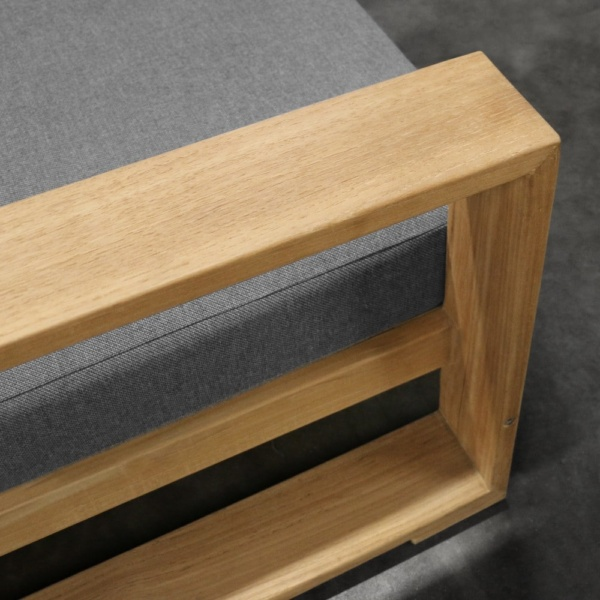havana teak deep seating collection closeup