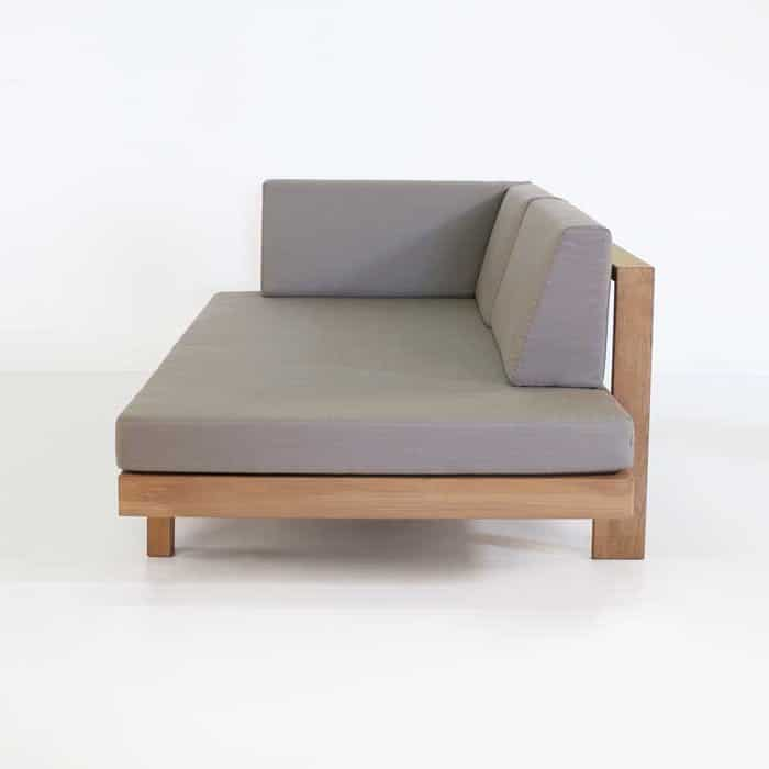 teak daybed sectional