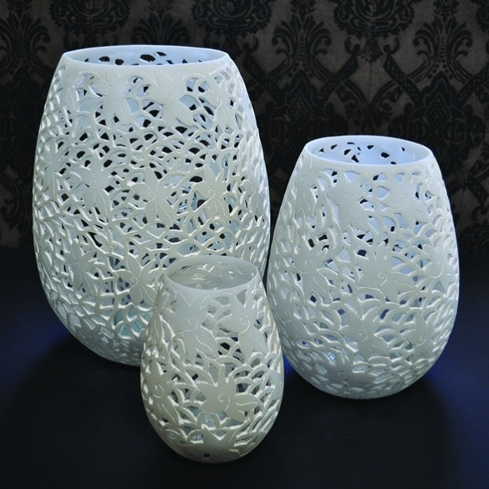 Coral Lamp deco