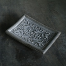Filigree Soapdish deco
