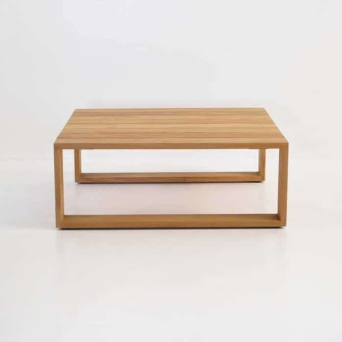 cabana teak coffee table
