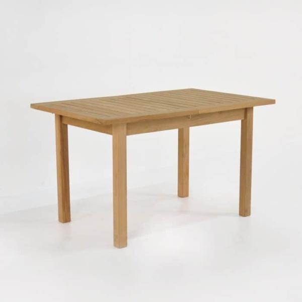 Nova Rectangle Teak Extension Outdoor Dining Tables-0