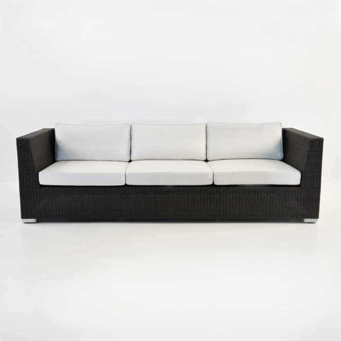 Paulo Outdoor Wicker Sofa (Java)-1948