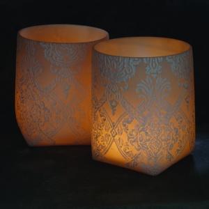 Valance Lamp lit