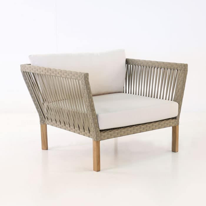 Willow Outdoor Club Chair