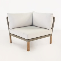 Willow outdoor sofa sectional corner chair
