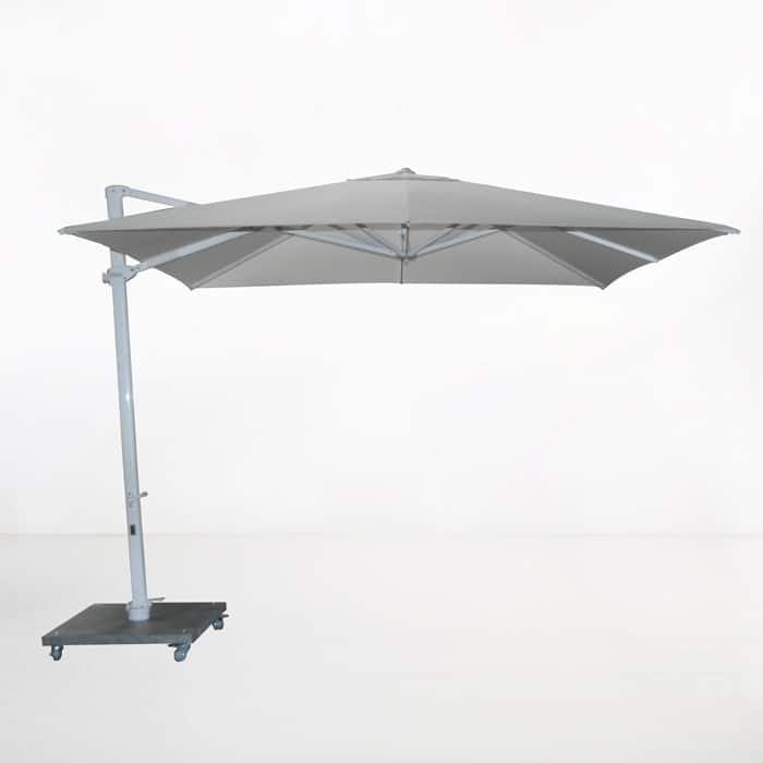 Antigua 3.0 Meter Cantilever Umbrella grey