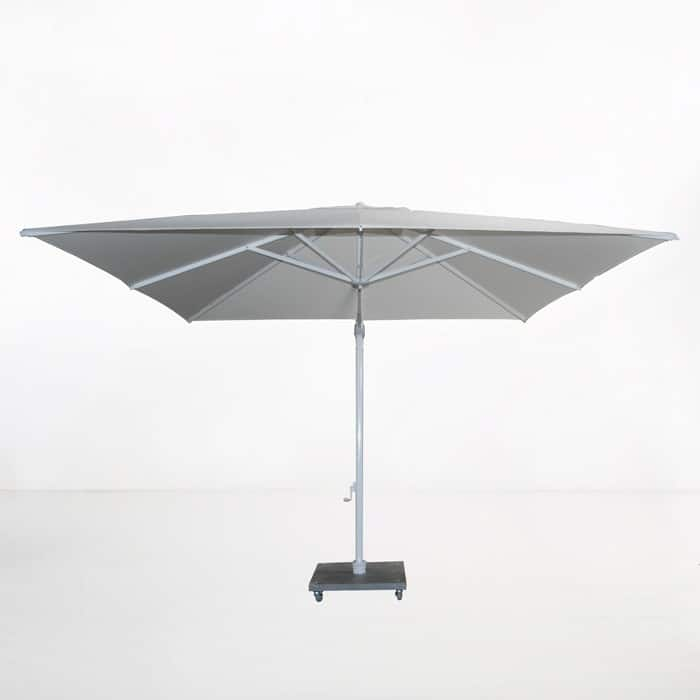 Antigua 3.0 Metre Cantilever Umbrella (Grey)-2124