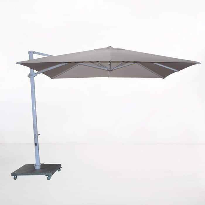 Antigua 3.0 Metre Cantilever Umbrella (Taupe)-0
