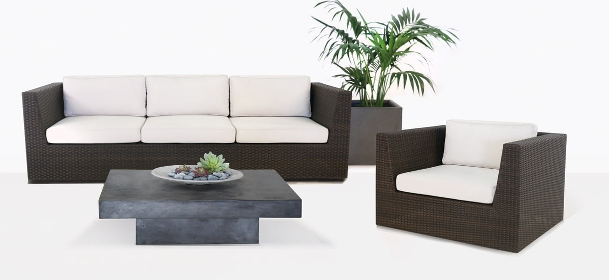 Antonio Java Wicker Outdoor Furniture